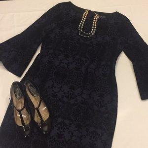 Velvety Formal Wear